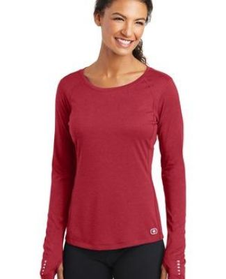 950 LOE321 OGIO ENDURANCE Ladies Long Sleeve Pulse Crew Catalog