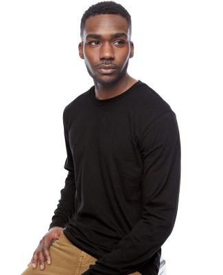 2007W Fine Jersey Long Sleeve T-Shirt Catalog