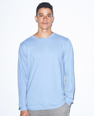 2007W Fine Jersey Long Sleeve T-Shirt Catalog