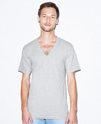 2456W Fine Jersey V-Neck T-Shirt Catalog