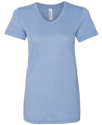 TR301W Women's Triblend T-Shirt ATHLETIC BLUE