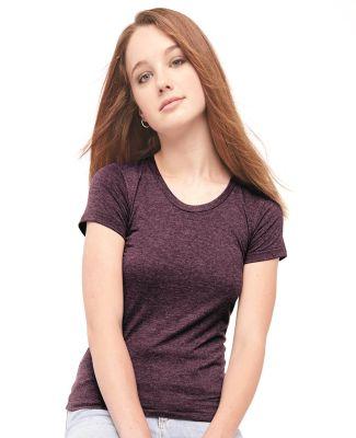BB301W Ladies' Poly-Cotton Short-Sleeve Crewneck Catalog