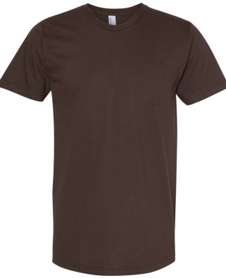 2001W Fine Jersey T-Shirt BROWN