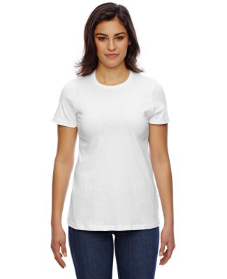 23215W Ladies' Classic T-Shirt WHITE