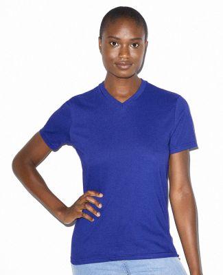 2356W Ladies' Fine Jersey Short Sleeve Classic V-Neck Catalog