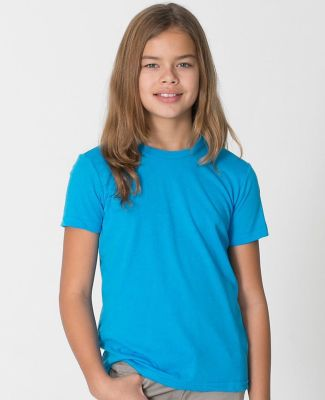BB201W Youth Poly-Cotton Short-Sleeve Crewneck Catalog