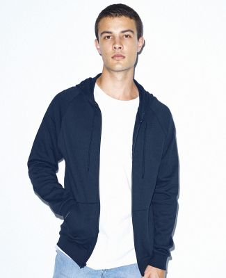 American Apparel 5497W Unisex California Fleece Zip Hoodie Catalog