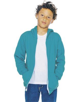 F297W Youth Flex Fleece Zip Hoodie Catalog