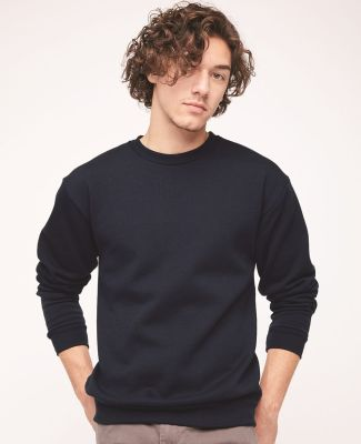 F496W Unisex Flex Fleece Drop Shoulder Pullover Crewneck Catalog