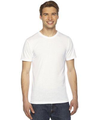 PL401W Unisex Sublimation T-Shirt WHITE
