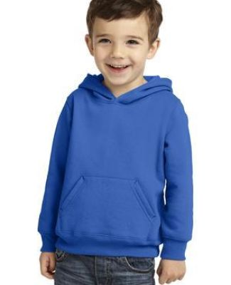 244 CAR78TH Port & Company Toddler Core Fleece Pullover Hooded Sweatshirt Catalog
