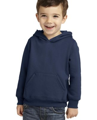 244 CAR78TH Port & Company Toddler Core Fleece Pul Navy