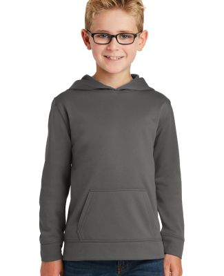 244 PC590YH Port & CompanyYouth Performance Fleece Charcoal