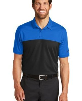 232 881655 Nike Golf Dri-FIT Colorblock Micro Pique Polo Catalog