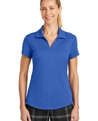 232 838957 Nike Golf Ladies Dri-FIT Legacy Polo Game Royal