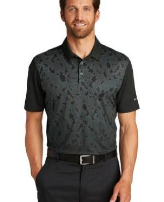 232 881658 Nike Golf Dri-FIT Mobility Camo Polo Catalog