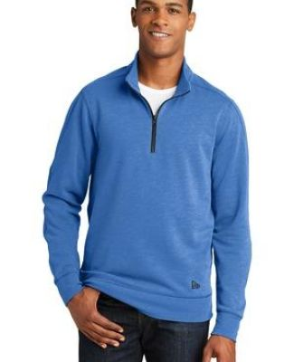 1001 NEA512 New Era  Tri-Blend Fleece 1/4-Zip Pullover Catalog