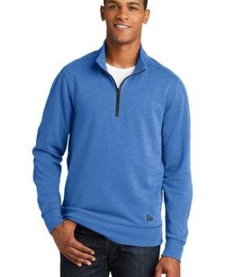 1001 NEA512 New Era  Tri-Blend Fleece 1/4-Zip Pullover Catalog