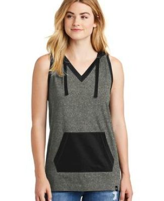 1001 LNEA106 New Era  Ladies Heritage Blend Hoodie Tank Catalog