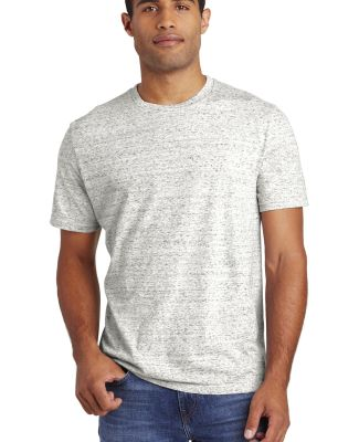 DT365 District Made  Mens Cosmic Tee White/Black Co