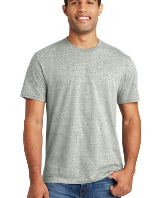 DT365A District Made  Mens Cosmic Tee Grey Astro