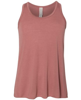 8800Y Bella + Canvas Youth Flowy RacerbackTank MAUVE