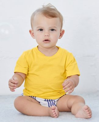 3001B Bella + Canvas Baby Short Sleeve Tee Catalog