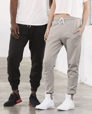 3727 Bella + Canvas Unisex Sponge Fleece Jogger Sweatpants Catalog