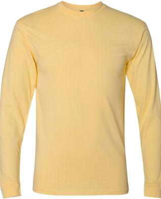 Next Level 7401 Inspired Dye Long Sleeve Crew BLONDE