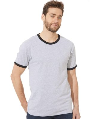 Next Level 3604 Unisex Fine Jersey Ringer Tee Catalog