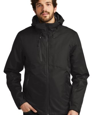 240 EB556 Eddie Bauer WeatherEdge Plus 3-in-1 Jack Black