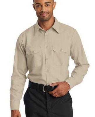 382 SY50 Red Kap Long Sleeve Solid Ripstop Shirt Catalog