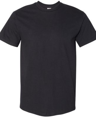 Gildan H000 Hammer Short Sleeve T-Shirt BLACK