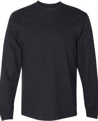 Gildan H400 Hammer Long Sleeve T-Shirt BLACK