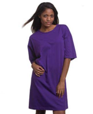 301 3303 Scoop Neck Cover-Up Purple