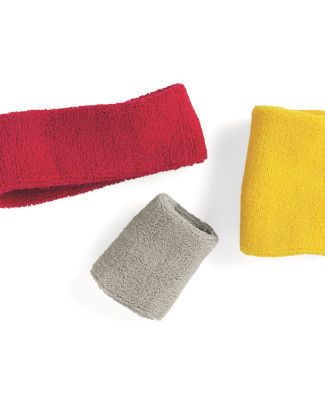Mega Cap 1253 Terry Cloth Wristband (Pair) Catalog
