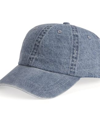 Mega Cap 7610 Washed Denim Cap Catalog