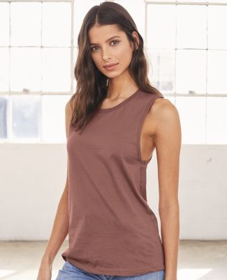 Women's Long Muscle Tank Catalog