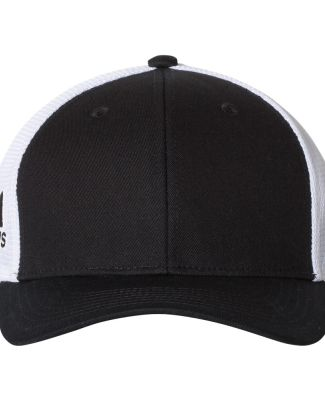 Adidas A627 Mesh Colorblock Cap Black/ White