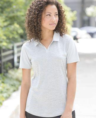 Adidas A146 Women's Heather Block Sport Shirt Catalog