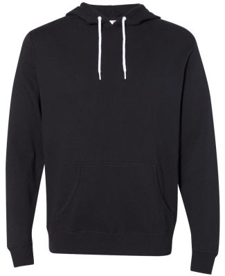 Independent Trading Co. AFX90UN Unisex Hooded Pull Black