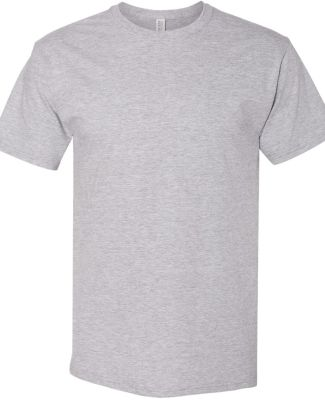 Jerzees 460R Dri-Power® Ringspun T-Shirt Athletic Heather