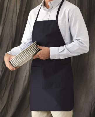 Liberty Bags 5505 Long Butcher Block Apron Catalog