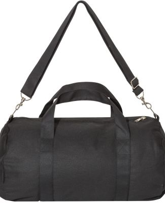 Liberty Bags 3301 11 Ounce Cotton Canvas Duffel Ba BLACK