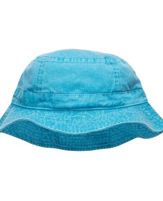 VA101 / Vacationer Bucket Hat Caribbean Blue