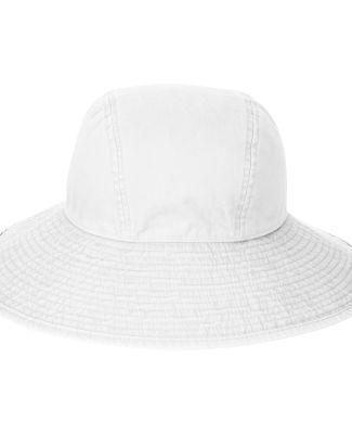 Ladies' Sea Breeze Floppy Hat White