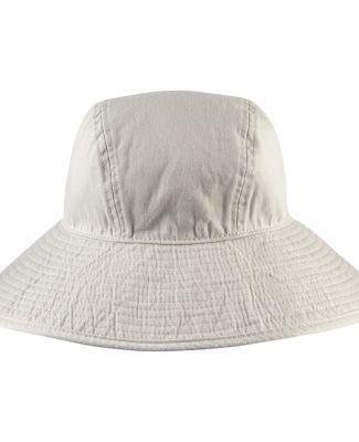 Ladies' Sea Breeze Floppy Hat Ivory
