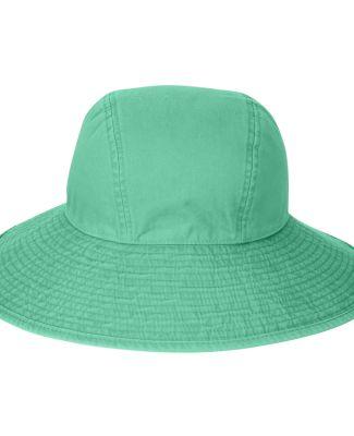 Ladies' Sea Breeze Floppy Hat Seafoam