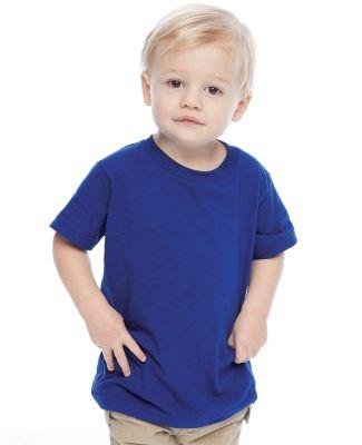 American Apparel 2105W Toddler Fine Jersey Short-Sleeve T-Shirt Catalog