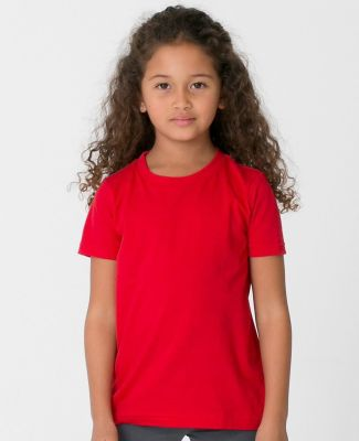 American Apparel 2105W Toddler Fine Jersey Short-Sleeve T-Shirt Catalog